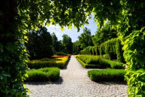 Europe, Poland, Lower Silesia, Wroclaw - Park Poludniowy