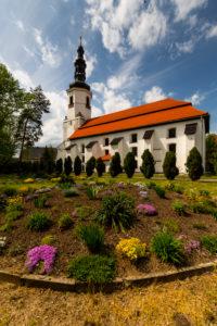 Europe, Poland, Lower Silesia, Pielgrzymka / Pilgramsdorf