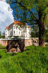 Europe, Poland, Lower Silesia, Lesnica Castle / Zamek w Lesnicy / Schloss Lissa