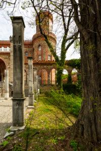 Europe, Poland, Lower Silesia, Schloss Kamenz / Kamieniec Zabkowicki Palace