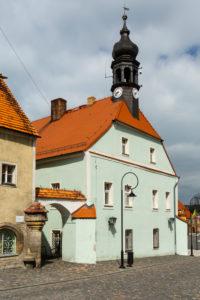 Europe, Poland, Lower Silesia, Lubomierz / Liebenthal