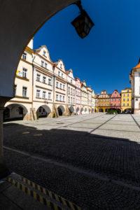 Europe, Poland, Lower Silesia, Jelenia Gora / Hirschberg im Riesengebirge