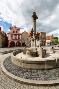 Europe, Poland, Lower Silesia, Gryfow Slaski / Greiffenberg