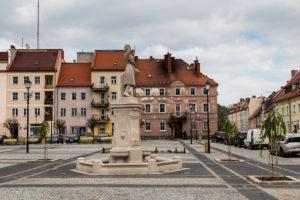 Europe, Poland, Lower Silesia, Wlen / Lähn