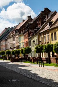 Europe, Poland, Lower Silesia, Kowary / Schmiedeberg im Riesengebirge