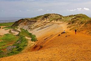 Morsumer Kliff am Wattenmeer, Morsum, Sylt-Ost, Nordseeinsel, Sylt, Nordfriesische Inseln, Nordfriesland, Schleswig-Holstein, Deutschland