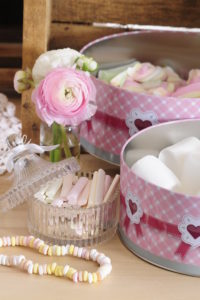 Sweets in Candy shop, decoration