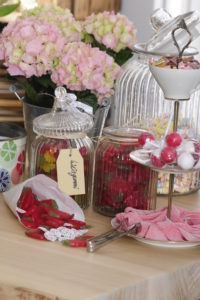 Sweets in Candy shop, close-up