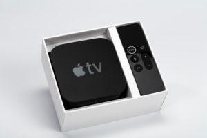 Apple TV 4K, original box, opened,