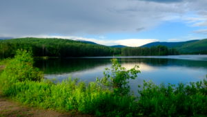 Cooper Lake June 29, 2020 Cooper Lake is a drinking water reservoir for the City of Kingston