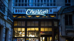 Europe, France, Paris, Bouillon Chartier