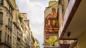 Europa, Frankreich, Paris, le Grand Rex