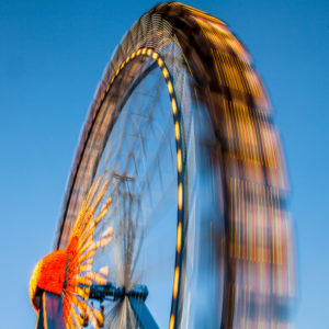 Europe, Germany, Bavaria, Upper Bavaria, Munich, Oktoberfest, big wheel,