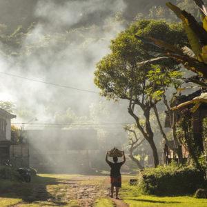 Bali agar village Tenganan
