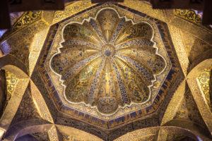 Europa, Spanien, Andalusien, Cordoba, Mezquita, Kathedrale, Innenraum