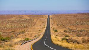 Strasse nach Lüderitz
