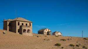 verlassene Häuser in Kolmannskoop