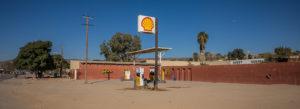 Tankstelle in Opuwo
