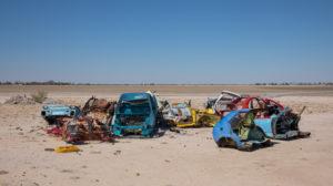 Autowracks in ondangwa