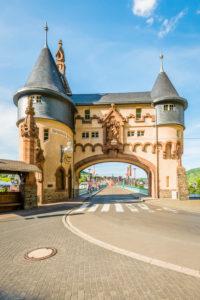 Traben-Trarbach - bridge gate
