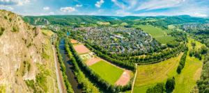 Rotenfels  und Bad Münster am Stein-Ebernburg