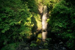 Cranny Falls, Antrim, Nordirland