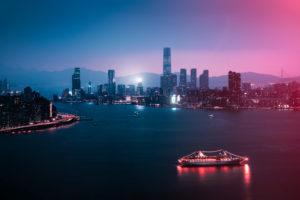 Asien, China, Hongkong, Kowloon