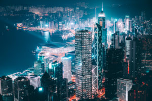Asien, China, Hongkong, Hongkong Island