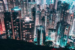 Asien, China, Hongkong, Hong Kong Island,