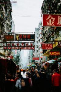 Asien, China, Hongkong, Sham Shui Po