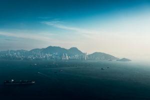 Asien, China, Hongkong, Hong Kong Island