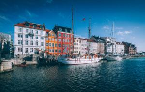 Europa, Dänemark, Kopenhagne, Nyhavn