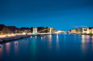 Europa, Dänemark, Kopenhagen, Dänische Königliche Bibliothek, Den Sorte Diamant