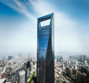 Asia, China, Shanghai, Pudong, Lujiazui, Shanghai World Financial Center, SWFC,