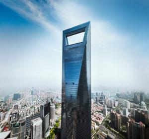 Asien, China, Shanghai, Pudong, Lujiazui, Shanghai World Financial Center, SWFC,