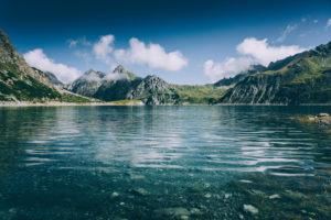 Europe, Austria, Vorarlberg, Alps, Lünersee, Rätikon,