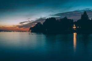 Europe, Germany, Bavaria, Lake Constance,