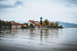 Wasserburg on Lake Constance, Germany, Europe