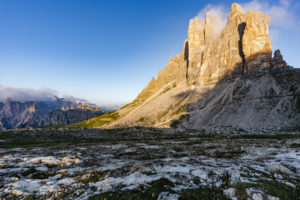 Three Peaks Nature Park, Tre Cime Di Lavaredo, Dolomites, South Tyrol, Italy, Europe