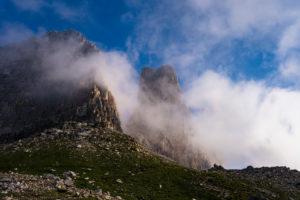 Three Peaks Nature Park, Dolomites, South Tyrol, Italy, Europe