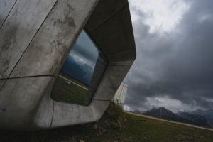 MMM Corones, Messner Mountain Museum, Kronplatz, Heimatmuseum, Dolomiten, Südtirol, Italien, Europa