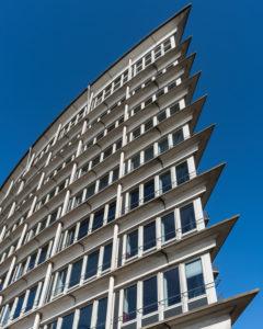 Gebäude, Wieder Spitze, Hamburg, Deutschland, Architektur