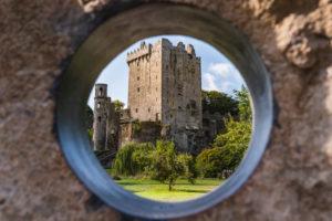 Blarney Castle, Burg, Irland, Europa