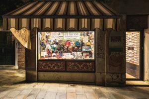 Masken, Geschäft, Venedig, historisches Zentrum, Venetien, Italien, Norditalien, Europa