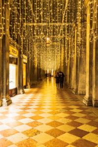 Venedig, Markusplatz, historisches Zentrum, Venetien, Italien, Norditalien, Europa