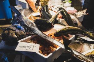 Fischmarkt, Venedig, historisches Zentrum, Venetien, Italien, Norditalien, Europa