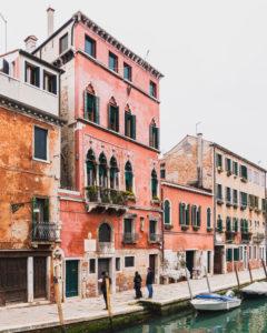 Casa del Tintoretto, Venedig, historisches Zentrum, Venetien, Italien, Norditalien, Europa