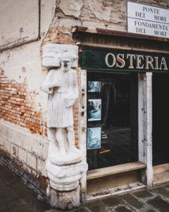 Kunst, Osteria l'Orto dei Mori, Venedig, historisches Zentrum, Venetien, Italien, Norditalien, Europa