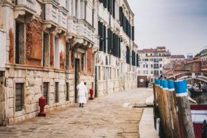 Nonne, Venedig, historisches Zentrum, Venetien, Italien, Norditalien, Europa