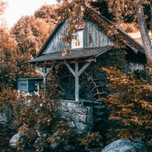 Rainbauernmühle, Ottenhöfen, Schwarzwald, Baden-Württemberg, Deutschland, Europa